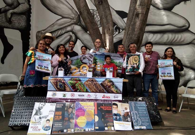 Oaxaca emite su  primer tumin