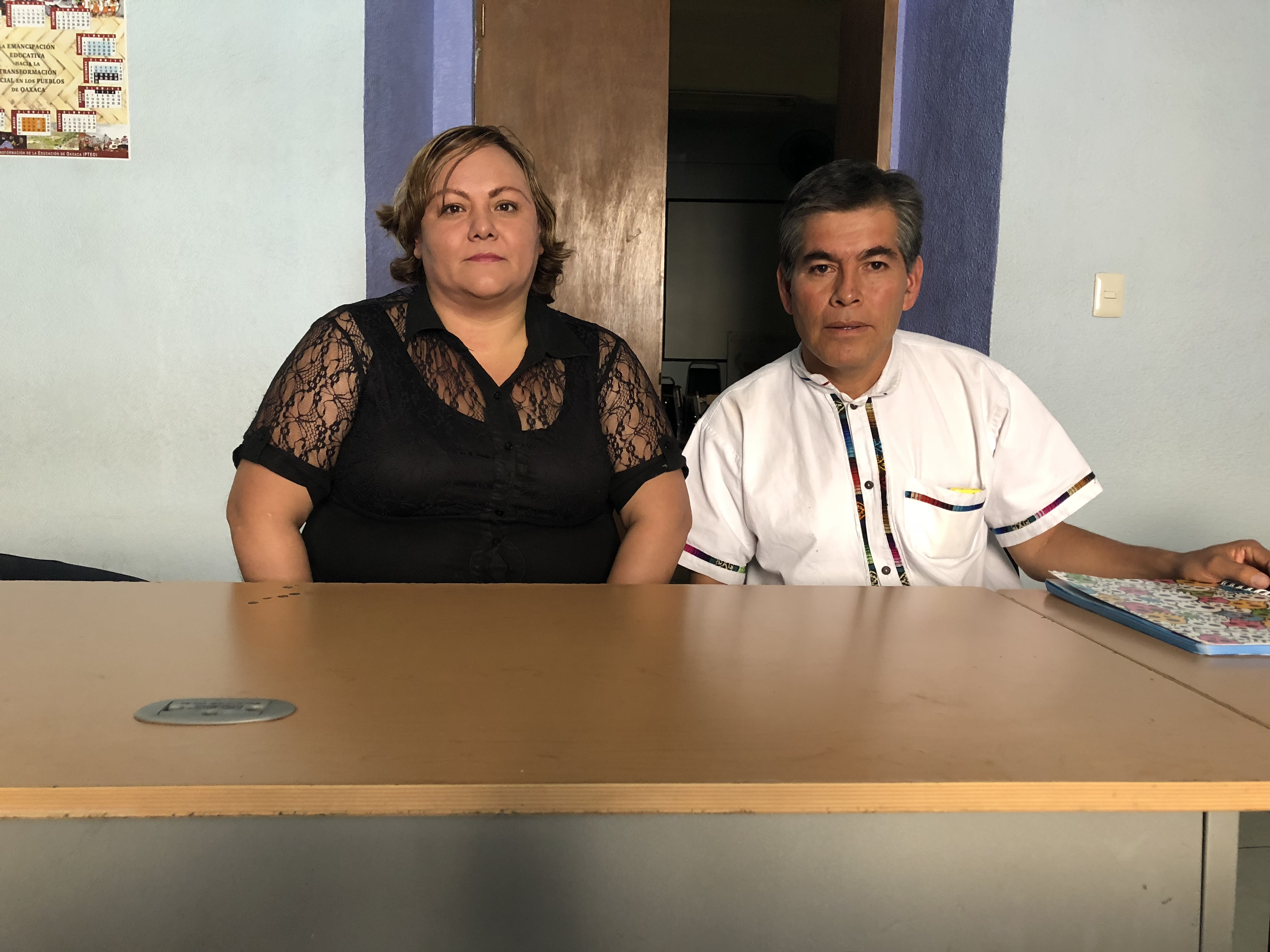 Docentes en Oaxaca, muestran desinterés ante modelo educativo