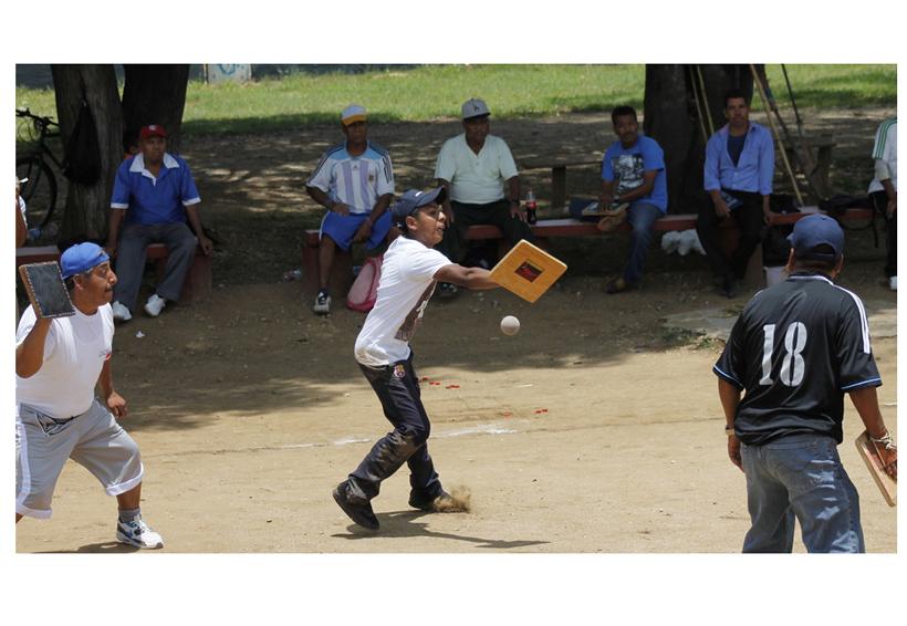 Jugadores oaxaqueños al Encuentro Nacional