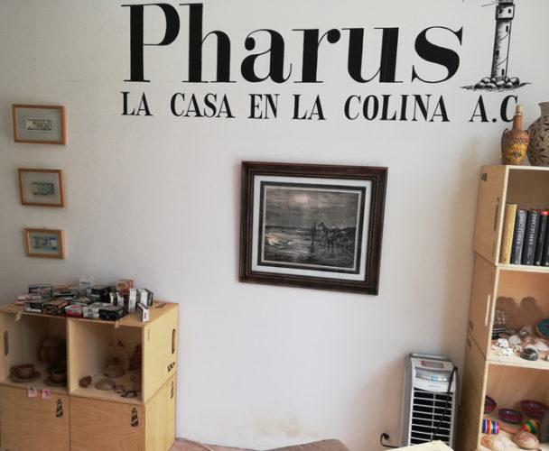 Pharus, La Casa de la Colina