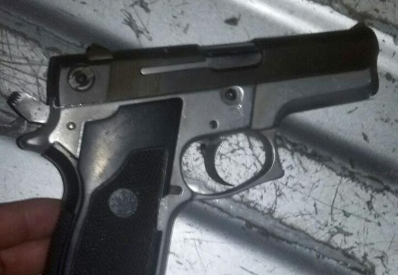Presumía pistola 9mm; detenido en Juchitán   El Imparcial de Oaxaca