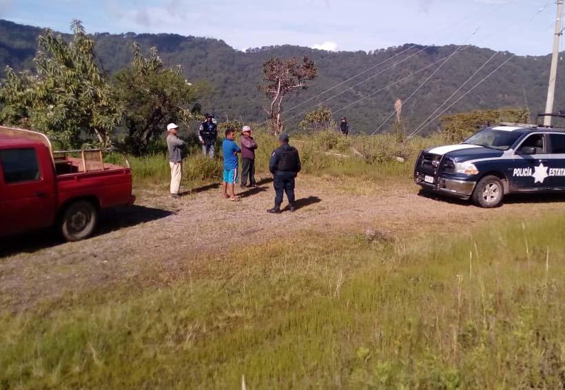 Matan a taxista  y acompañante en Juxtlahuaca