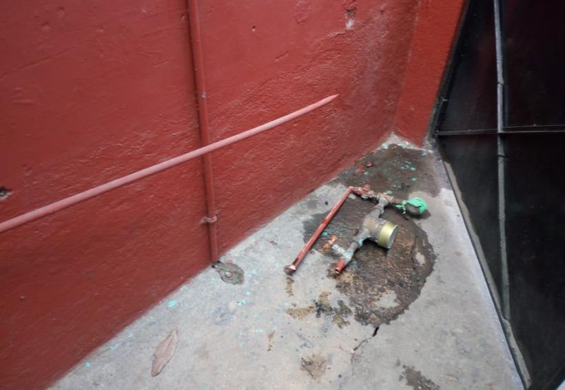 Detienen a robamedidores de agua en el exMarquesado