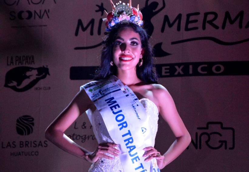 Promueven a Huatulco en el certamen Miss Mermaid