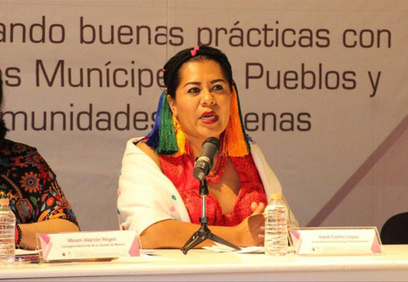 Síndica de Pinotepa Nacional imputa resolución del TEEO