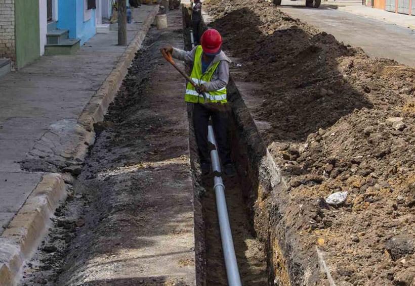 SAPAO ejecutará obras en las calles de Oaxaca | El Imparcial de Oaxaca