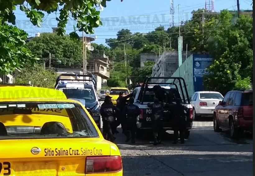 Balacera entre delincuentes y policías en Salina Cruz, Oaxaca | El Imparcial de Oaxaca