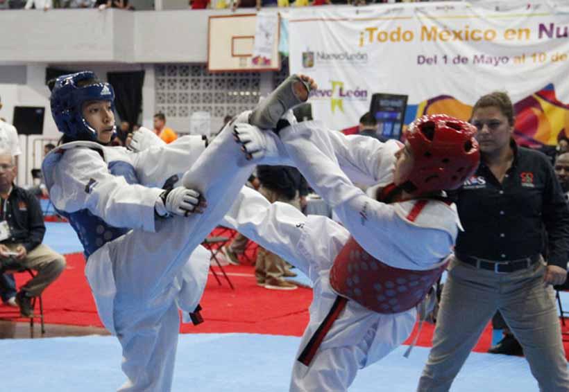Anuncian Academia CONADE de Taekwondo