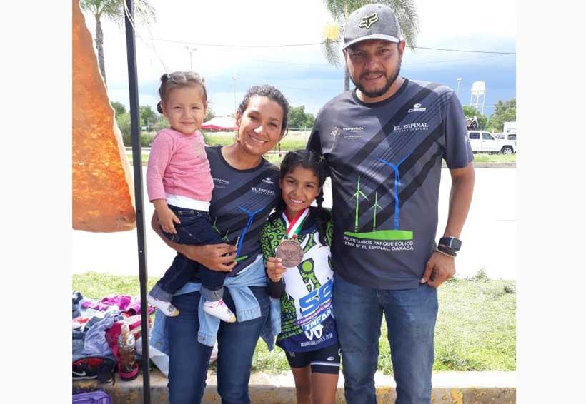 Orgullo oaxaqueño, la Guerrera Zapoteca