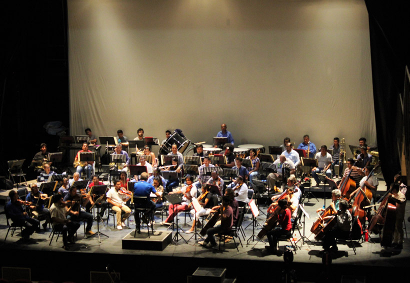 Sinfónica de Oaxaca abre  su segunda temporada