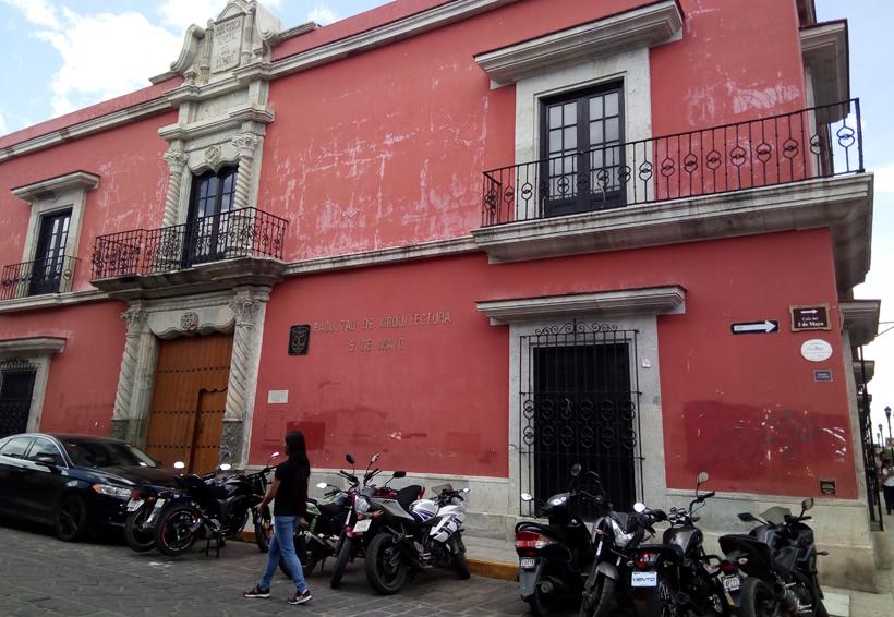 Intensifican protestas  en UABJO por espacios   El Imparcial de Oaxaca