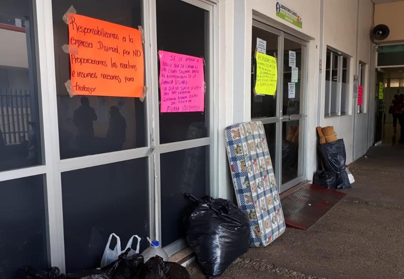 Reportan 1,200 atenciones  perdidas en Hospital Civil | El Imparcial de Oaxaca