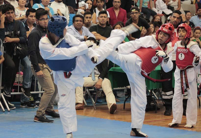 En Oaxaca, se realizará el campeonato Selectivo Estatal de Taekwondo 2018