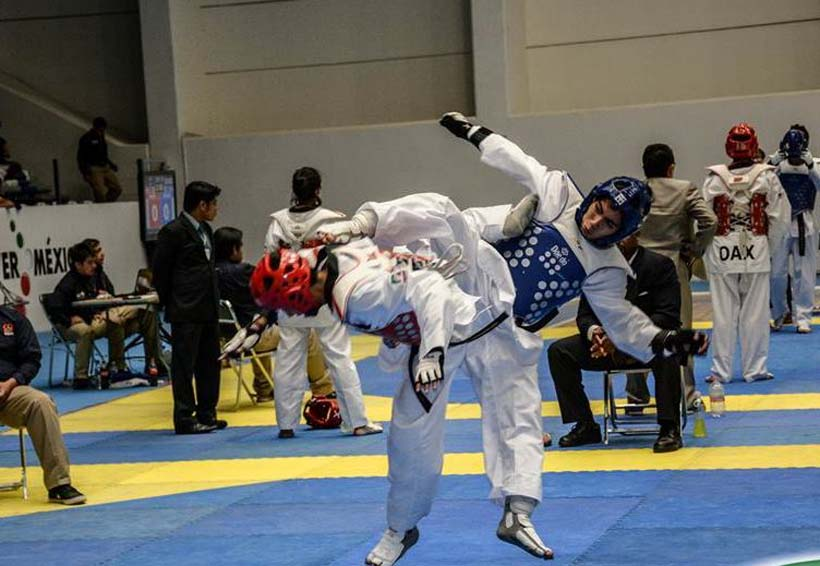 Llega la Academia CONADE de Taekwondo
