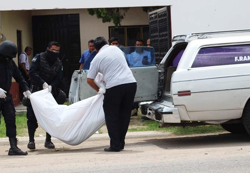En Huajuapan, investiga Fiscalía muerte del profesor Fausto