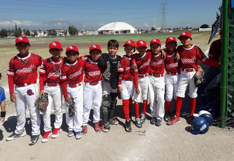 Concluye participación Liga Infantil y Juvenil de Béisbol Monte Albán