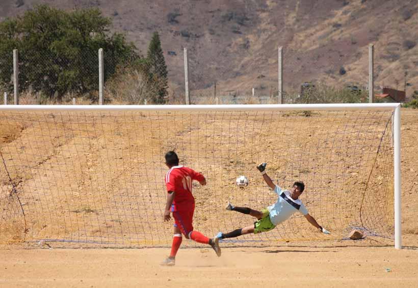 Semifinales en la Liga Deportiva de Futbol Independiente Xoxocotlán