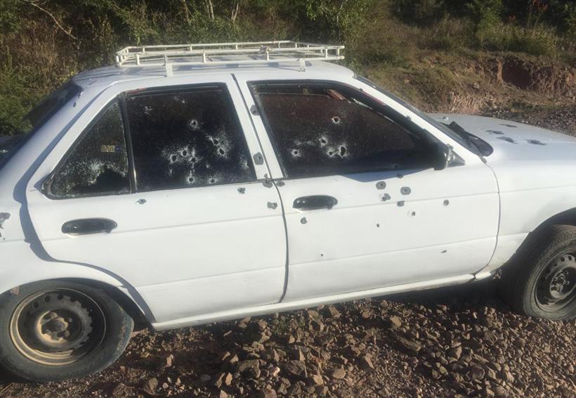 Emboscada deja cinco muertos en la Mixteca | El Imparcial de Oaxaca