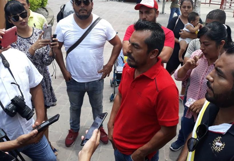 Por intereses políticos y mezquinos, inocente tras las rejas en Pochutla