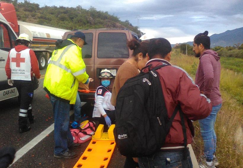 Choca en el libramiento del Tule | El Imparcial de Oaxaca