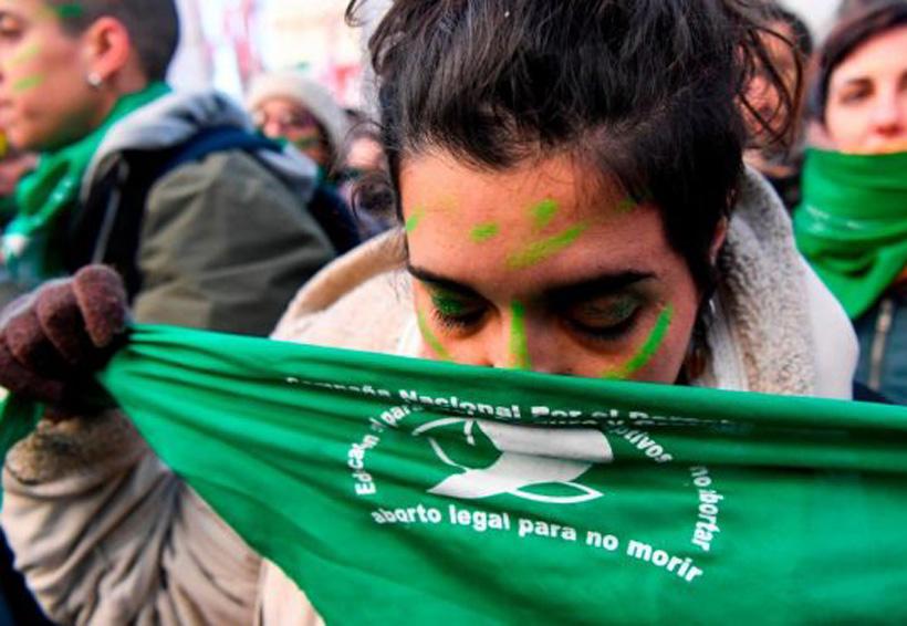 Senado argentino rechaza legalizar el aborto   El Imparcial de Oaxaca