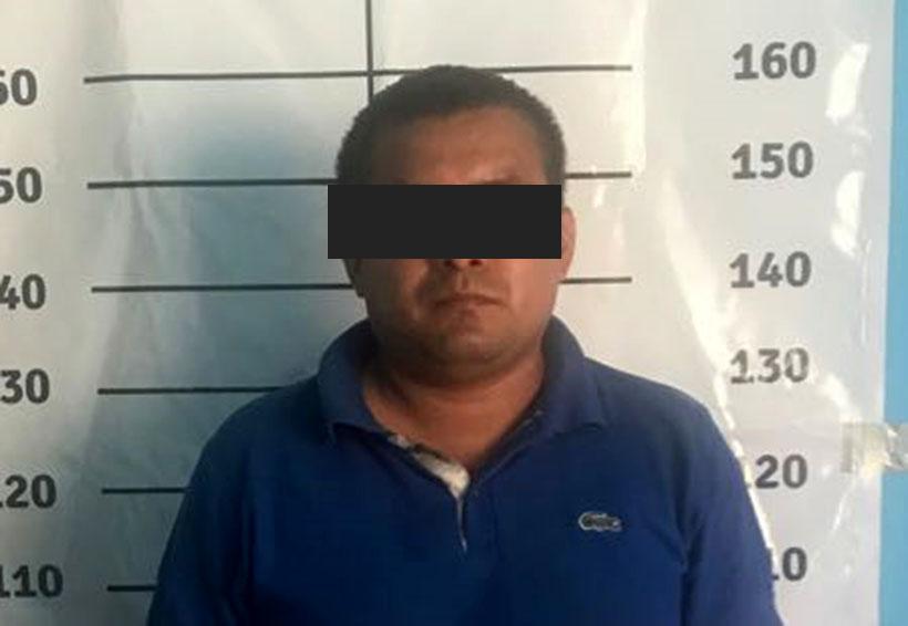 Lo detienen con arma de fuego sin licencia   El Imparcial de Oaxaca