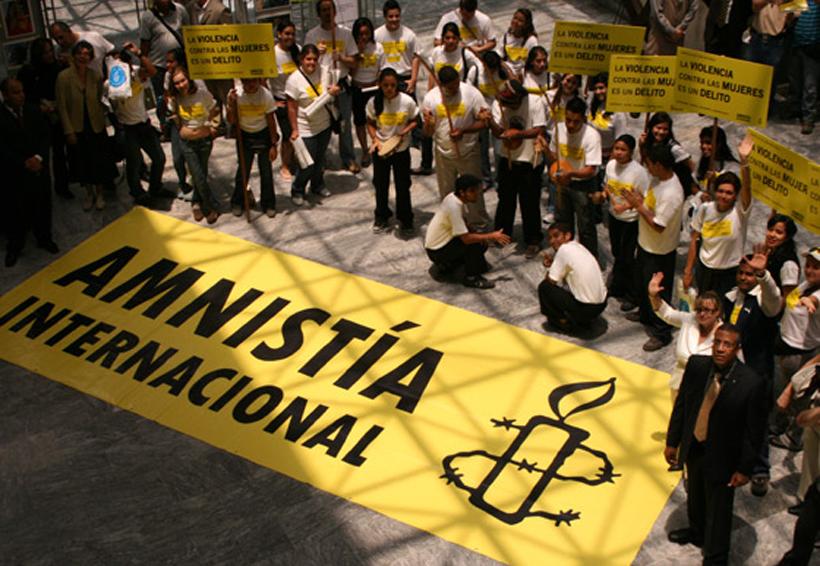 Amnistía Internacional entrega a AMLO una serie de recomendaciones | El Imparcial de Oaxaca