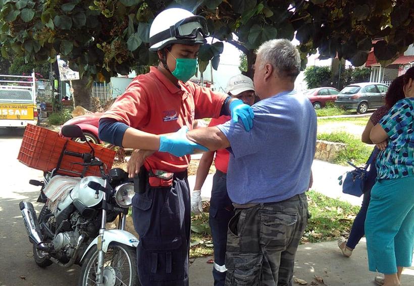 Atropellado en la colonia Reforma | El Imparcial de Oaxaca