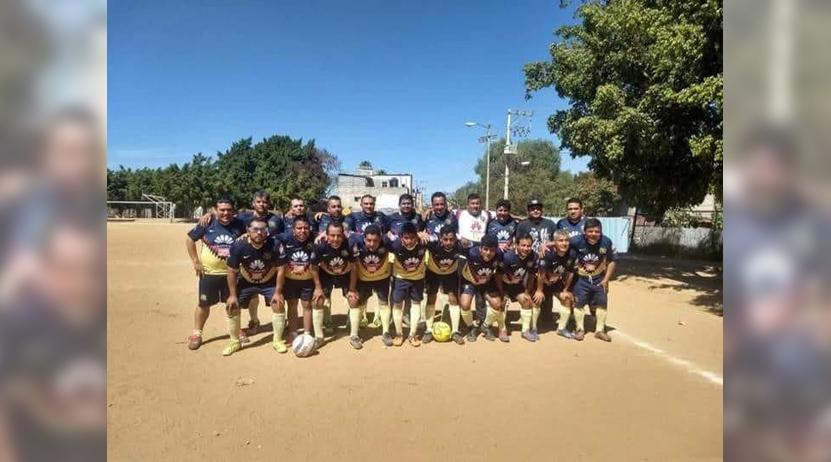 Bofrut goleó a Zautla | El Imparcial de Oaxaca