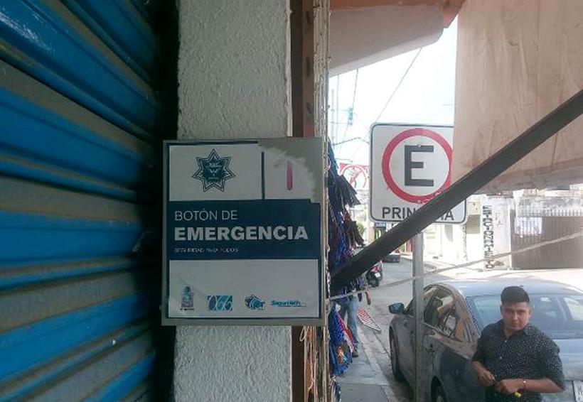 Instalan botones de pánico para emergencias | El Imparcial de Oaxaca
