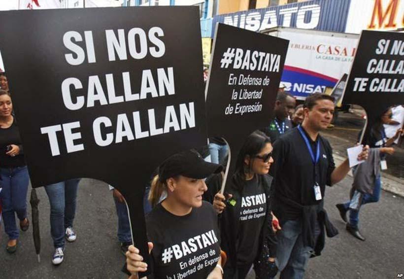 En México asesinan en promedio a un periodista por mes | El Imparcial de Oaxaca