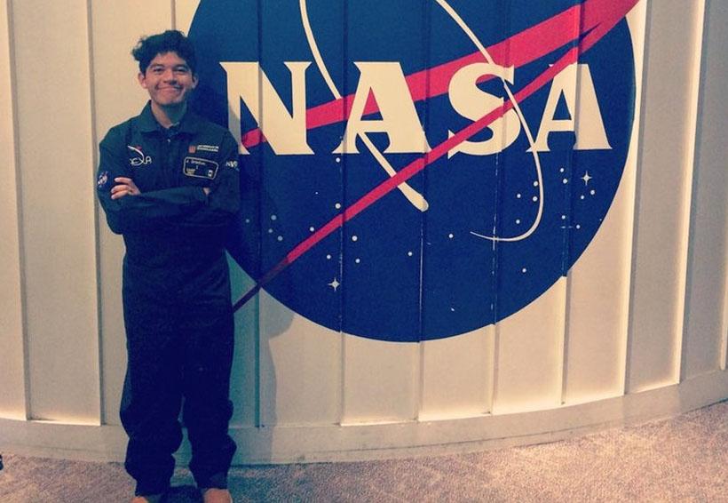 Estudiante mexicano seleccionado por la NASA y Rusia para estudiar aeronáutica | El Imparcial de Oaxaca