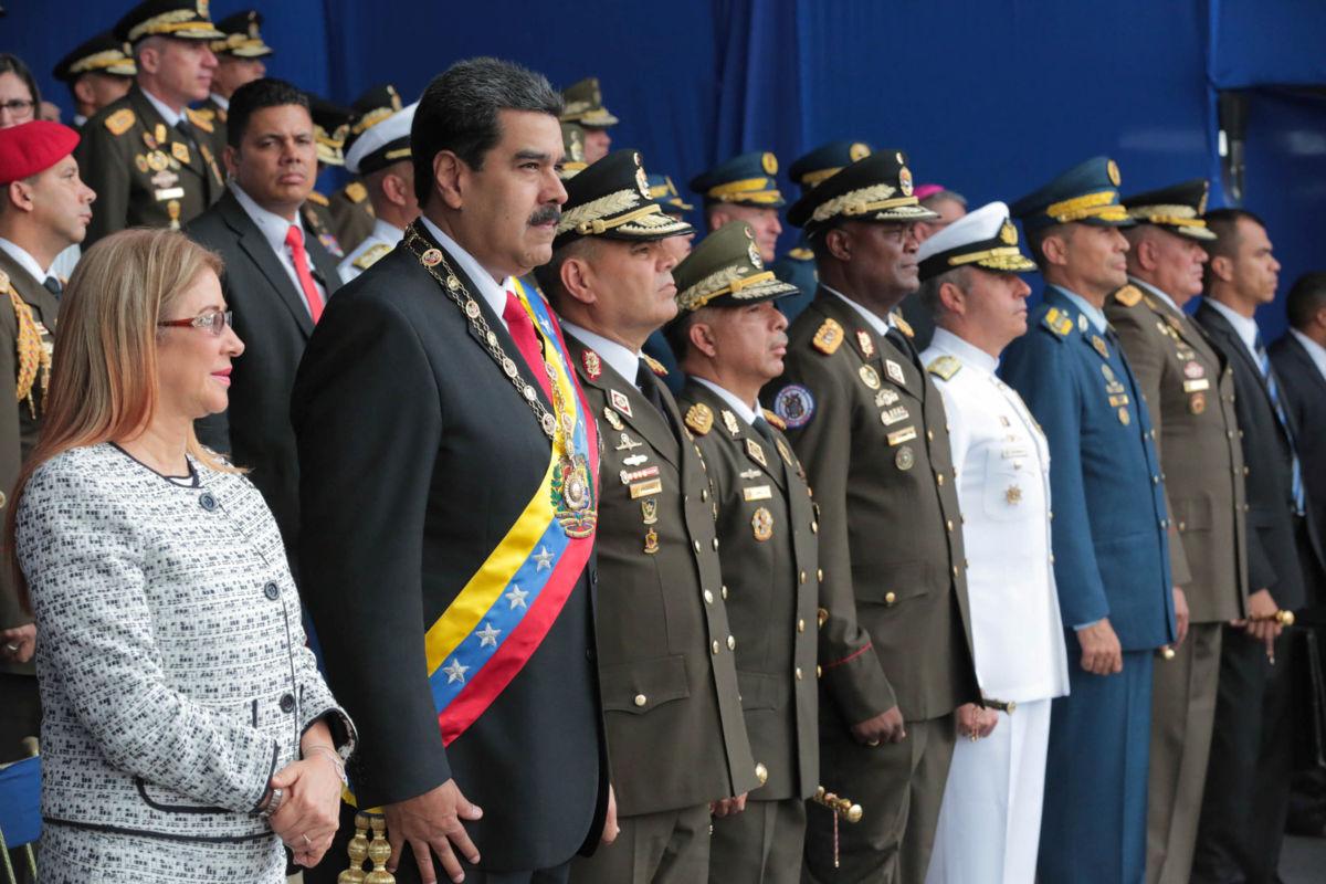 Niega EEUU implicación en atentado contra Nicolás Maduro | El Imparcial de Oaxaca