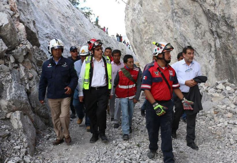 Tres muertos por derrumbes en mina de Hidalgo | El Imparcial de Oaxaca