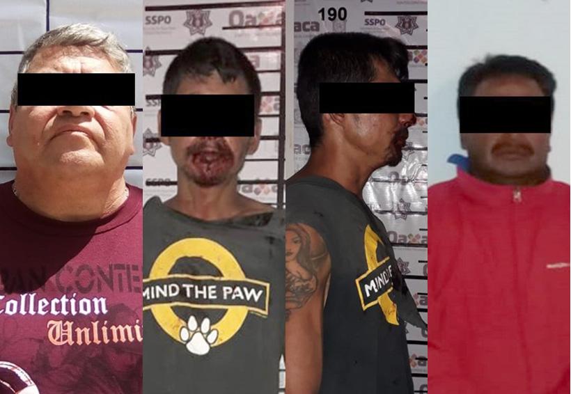 Redada al hampa en Oaxaca; hay cuatro detenidos | El Imparcial de Oaxaca