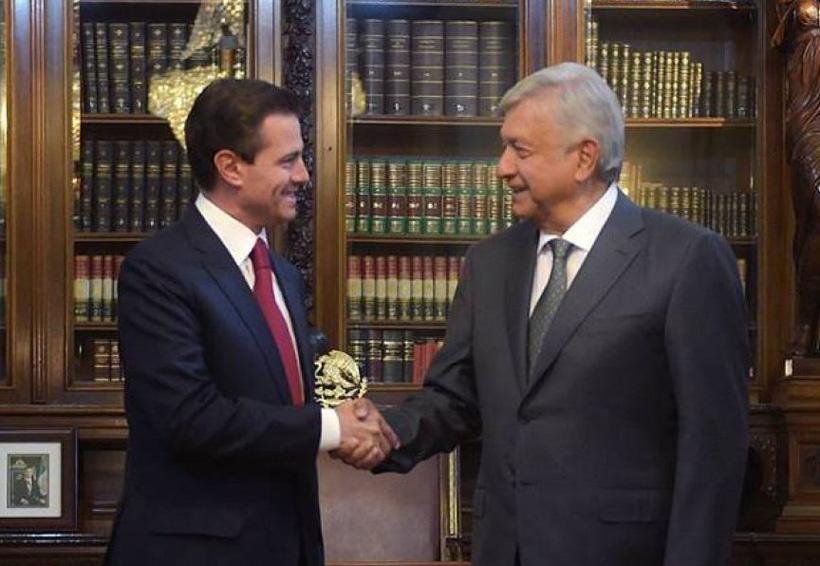 AMLO se reunirá hoy con Peña Nieto | El Imparcial de Oaxaca