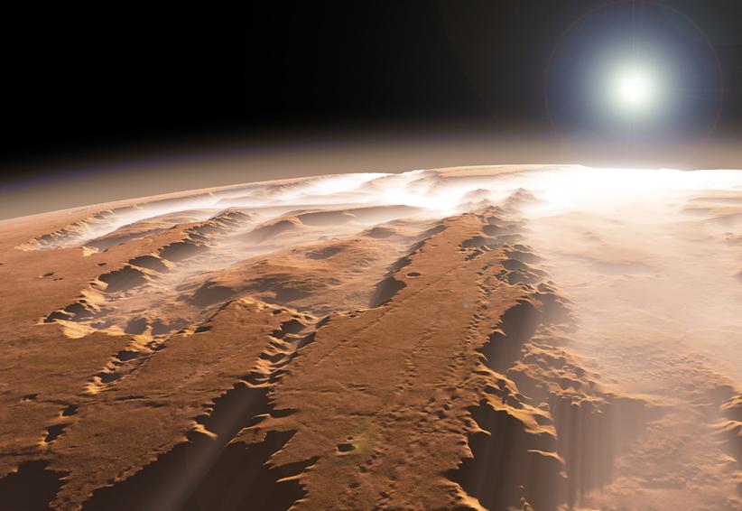 Marte no es habitable   El Imparcial de Oaxaca