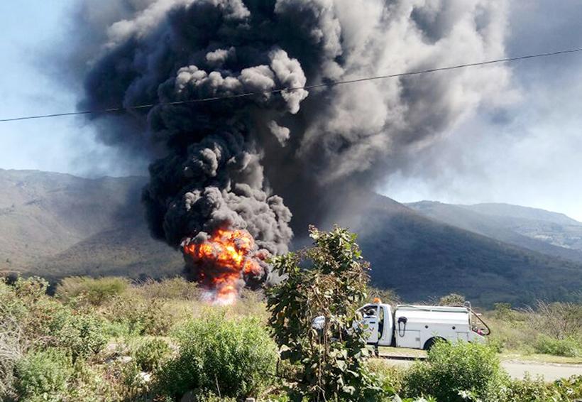 Un muerto y ocho  heridos por explosión de ducto en Veracruz | El Imparcial de Oaxaca