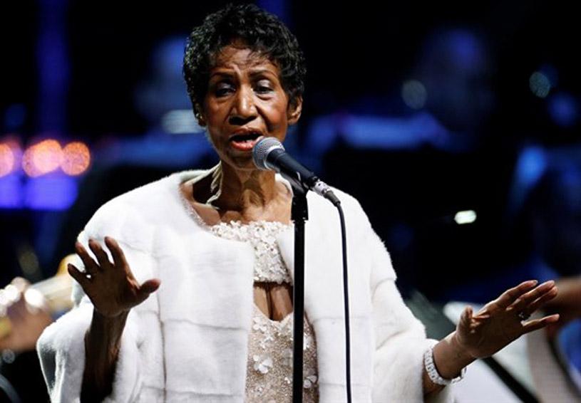 Le dan el último adiós a Aretha Franklin | El Imparcial de Oaxaca