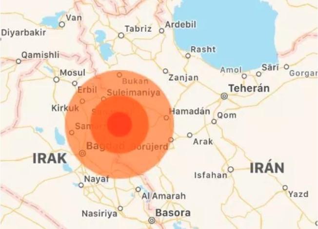 Sismo en Irán deja al menos 3 muertos y más de 200 heridos | El Imparcial de Oaxaca