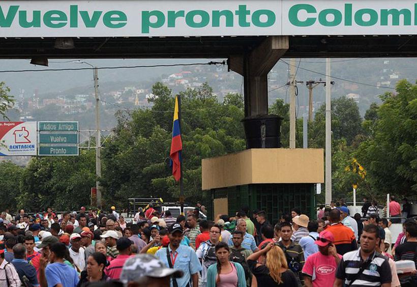 Países sudamericanos forman bloque por migración masiva de venezolanos | El Imparcial de Oaxaca