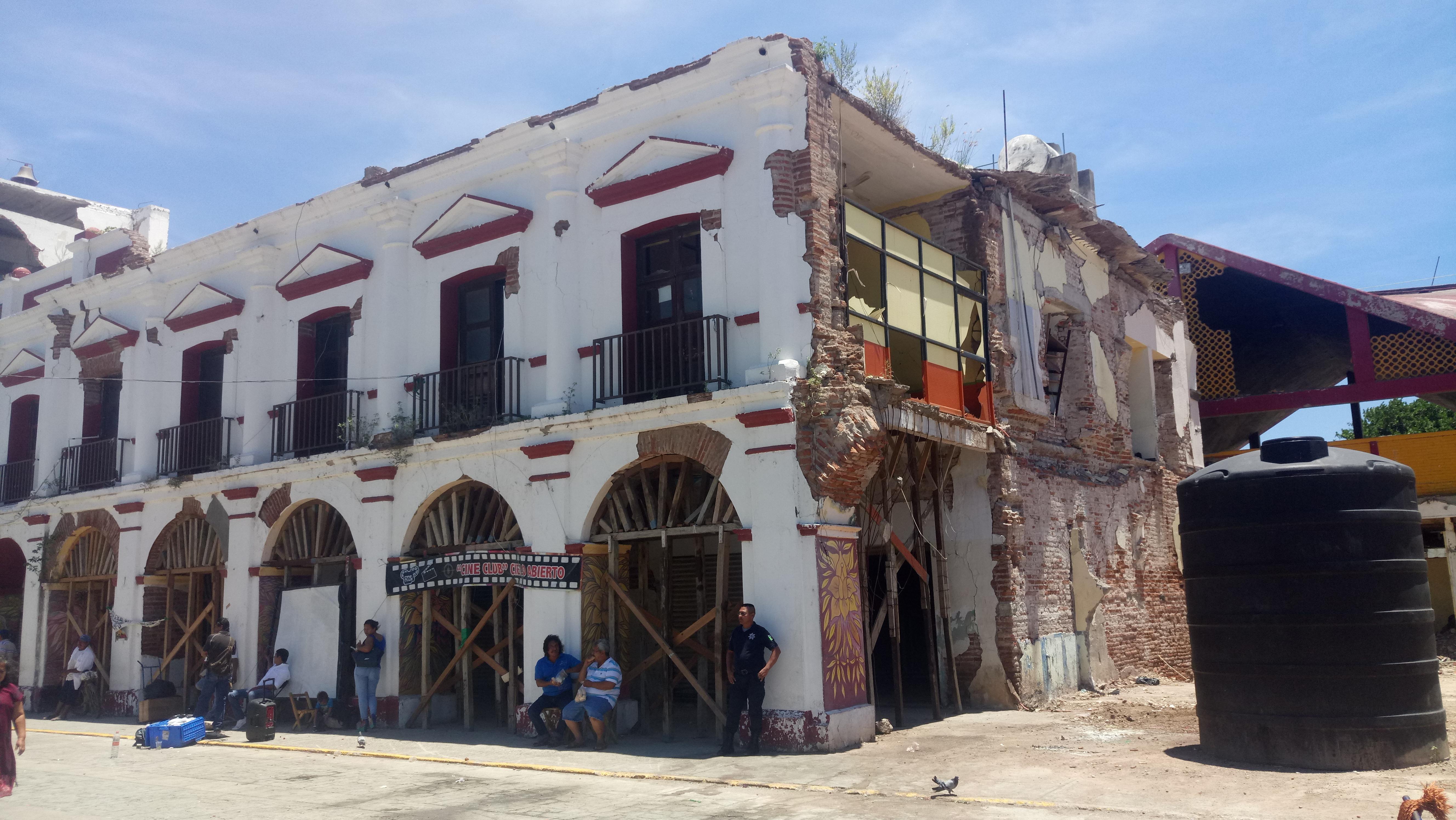 En casi un año, van 20 mil  sismos en el Istmo | El Imparcial de Oaxaca