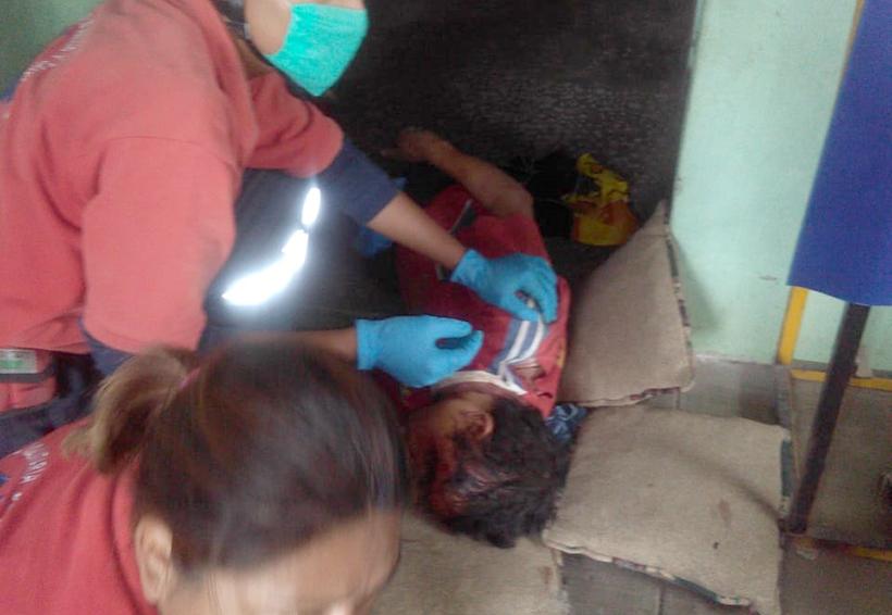 Golpeado por sus amigos de farra en la colonia Ejidal, Oaxaca | El Imparcial de Oaxaca