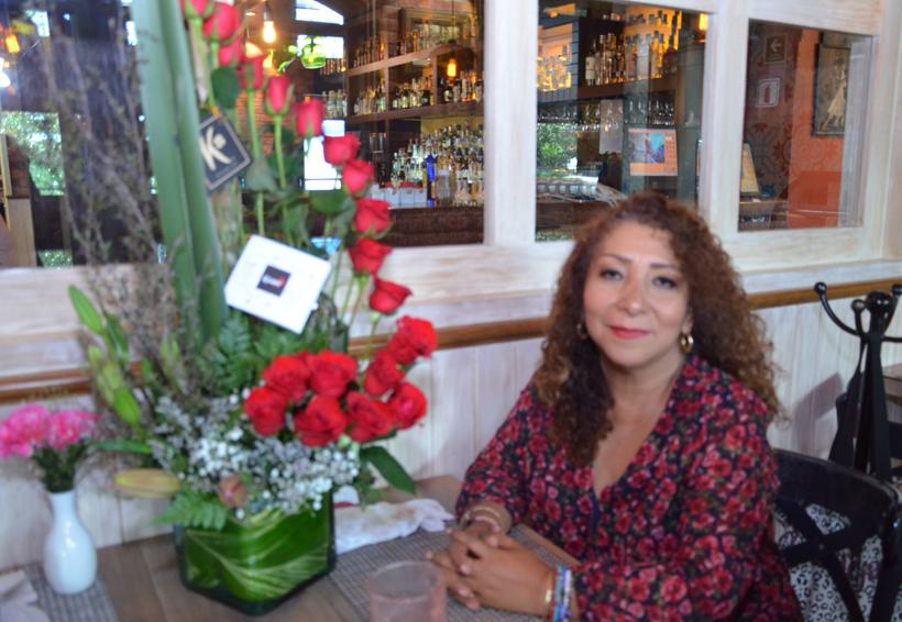 Patricia festeja su día