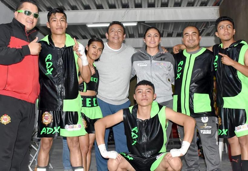 Oaxaqueños listos para subirse al ring | El Imparcial de Oaxaca