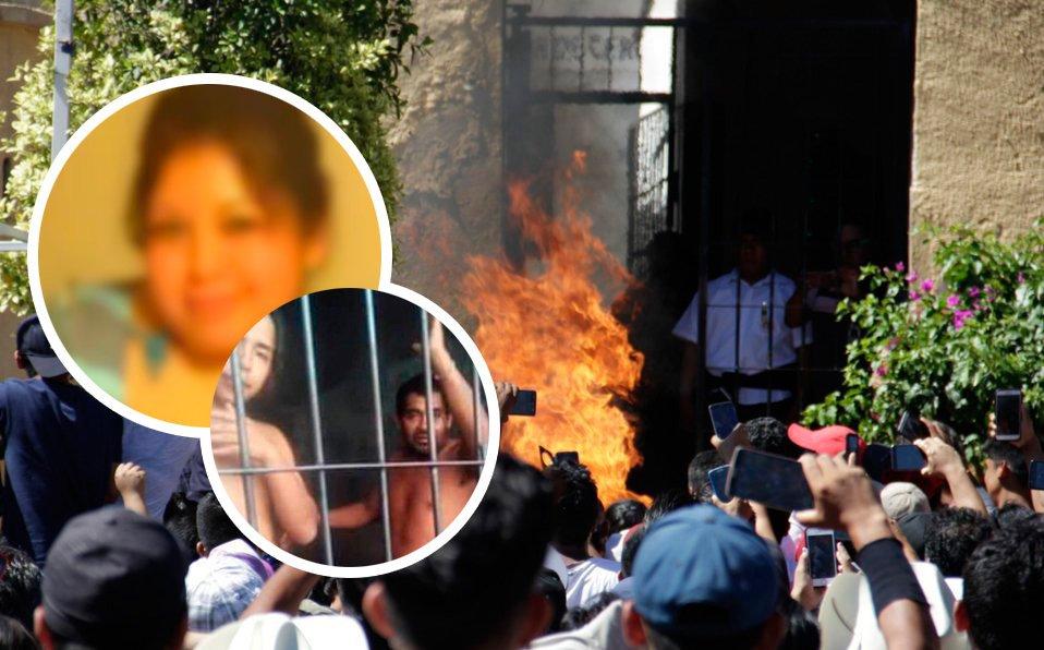 Madre de uno de los linchados vio todo por Facebook Live | El Imparcial de Oaxaca
