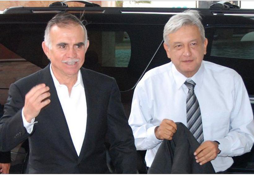 AMLO no tiene planes de amnistía fiscal: Alfonso Romo | El Imparcial de Oaxaca