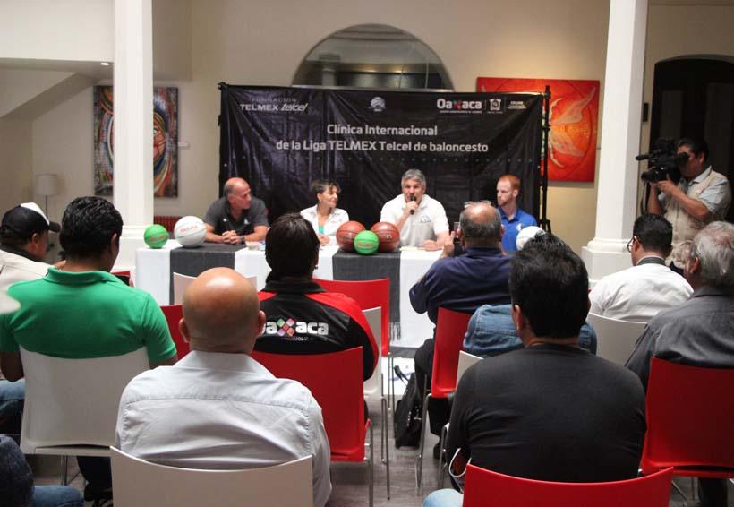 Realizan clínica  de la Liga Telmex | El Imparcial de Oaxaca