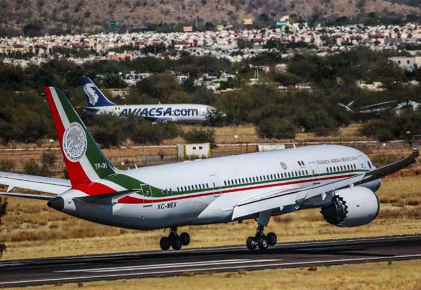 Proceso para venta de avión presidencial será en diciembre: AMLO | El Imparcial de Oaxaca