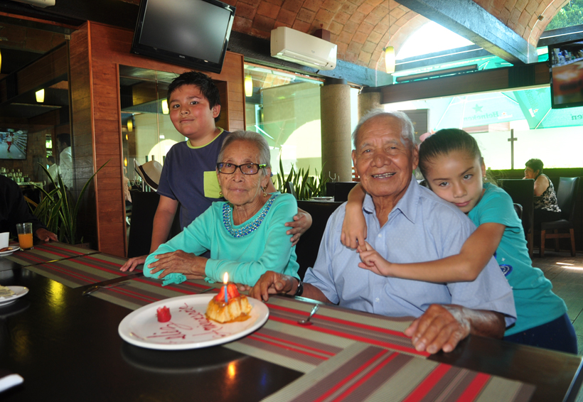 Abuelos: un amor incondicional